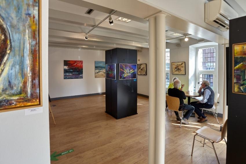 Terugblik op Open Atelierdagen 2020